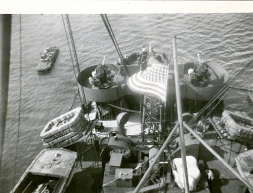 USS President Monroe Gallery | World War 2 Memories from